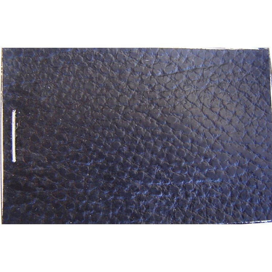 PVC schwarz grobe Lederstruktur (Preis pro Meter +/- 150 m breit)UpholsteryMaterial-1