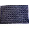 Material PVC schwarz Waffelstruktur (Preis pro Meter +/- 150 m breit)UpholsteryMaterial