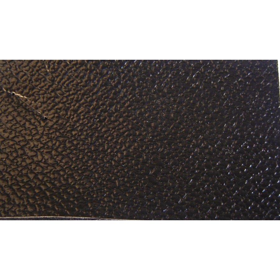 Floor cover [5 mm] black leatherette (price per meter width +/- 150M)-1