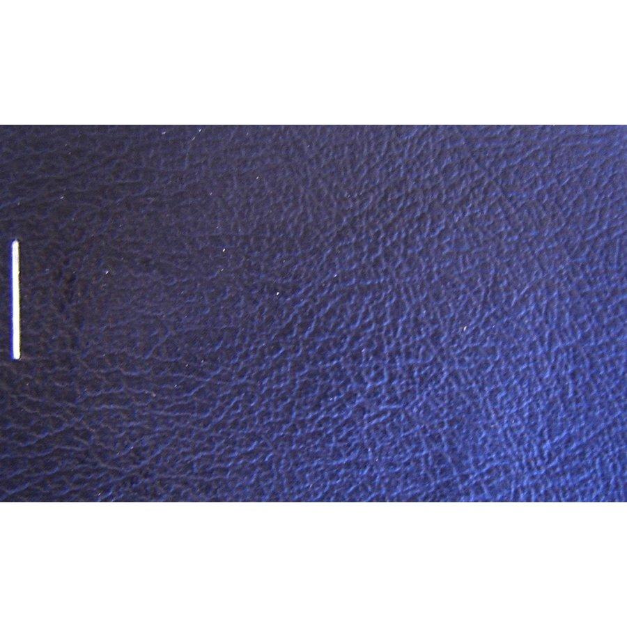 PVC schwarz feine Lederstruktur (Preis pro Meter +/- 150 m breit)UpholsteryMaterial-1
