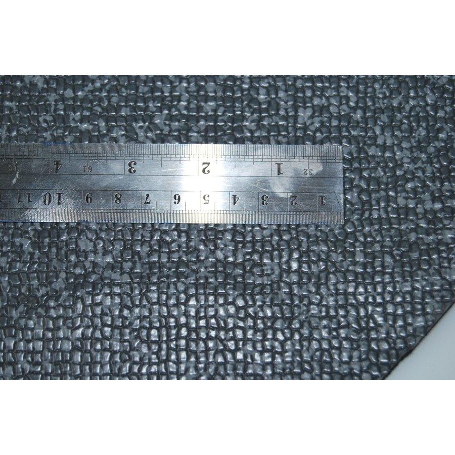 Garniture de fond pvc dur gris (prix au metre largeur = 140 M)-4