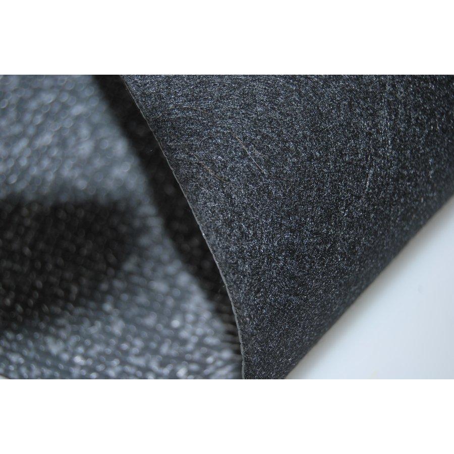 Floor cover gray leatherette (price per meter width = 140 M)-5