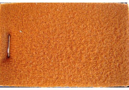 Etoffe couleur ocre + 3 mm de mousse (prix au metre largeur +/- 150 M)