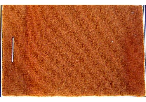 Etoffe couleur ocre SANS MOUSSE (prix au metre largeur +/- 150 M)
