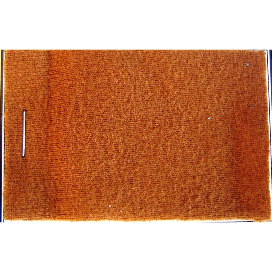 Etoffe couleur ocre SANS MOUSSE (prix au metre largeur +/- 150 M)-1