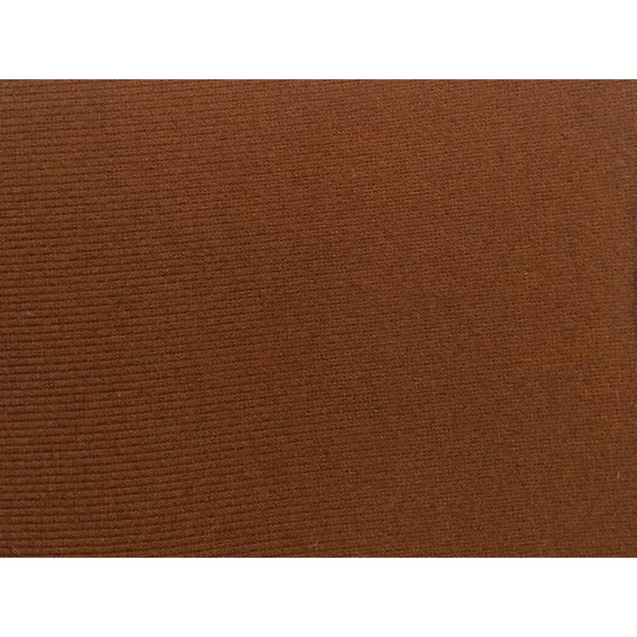 Etoffe couleur caramel + 3 mm de mousse (prix au metre largeur +/- 150 M)-2