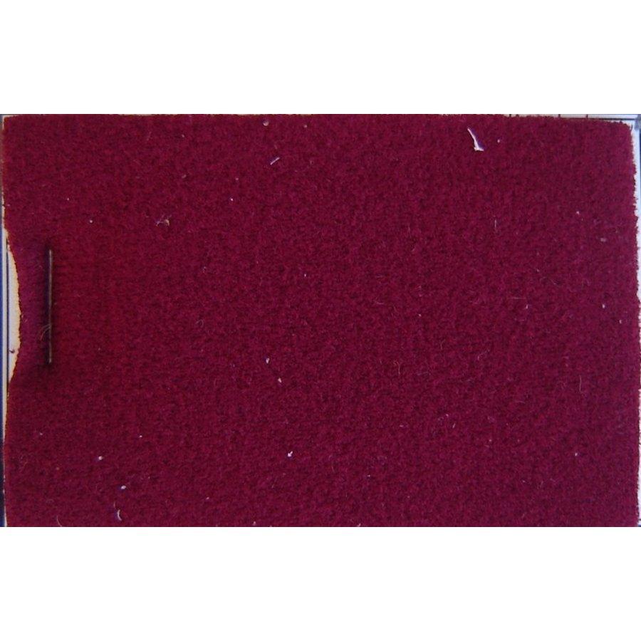 Stoff rot + 3 mm Schaum (Preis pro laufenden Meter Breite +/- 150 m)UpholsteryMaterial-1