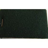 Etoffe couleur vert + 3 mm de mousse (prix au metre largeur +/- 150 M)
