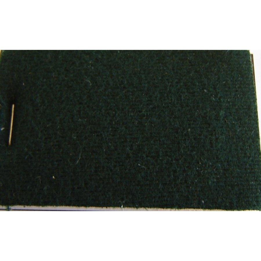Green cloth + 3 mm of foam (price per meter width +/- 150 M)-1