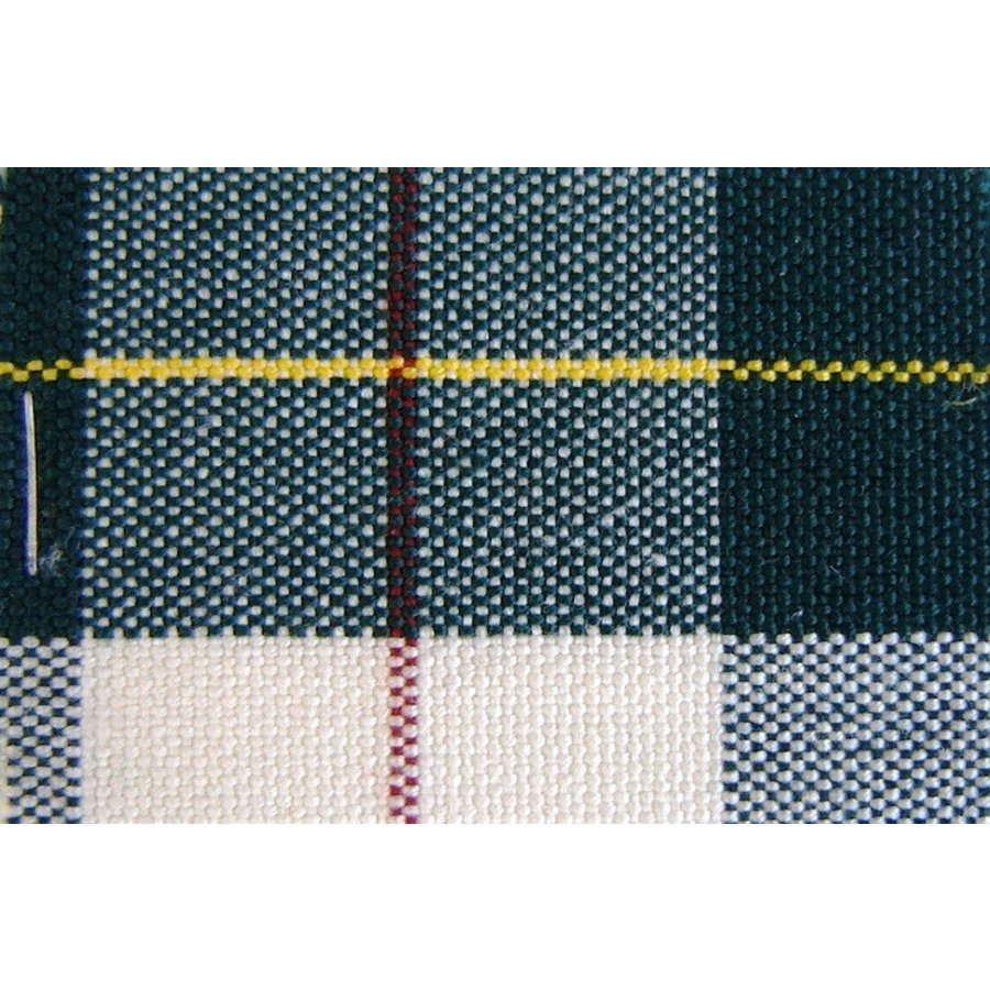 Green cloth scottish pattern (price per meter width +/- 150 M)-1