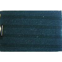 Cloth green color striped Pallas + 3 mm foam (price per meter width +/- 150 M)