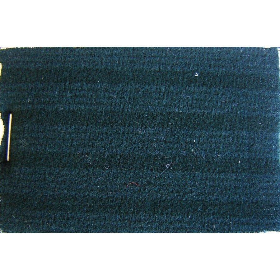 Stoff grüngestreift + 3 mm Schaum Pallas (Preis pro laufenden Meter Breite +/- 150 m)UpholsteryMaterial-1