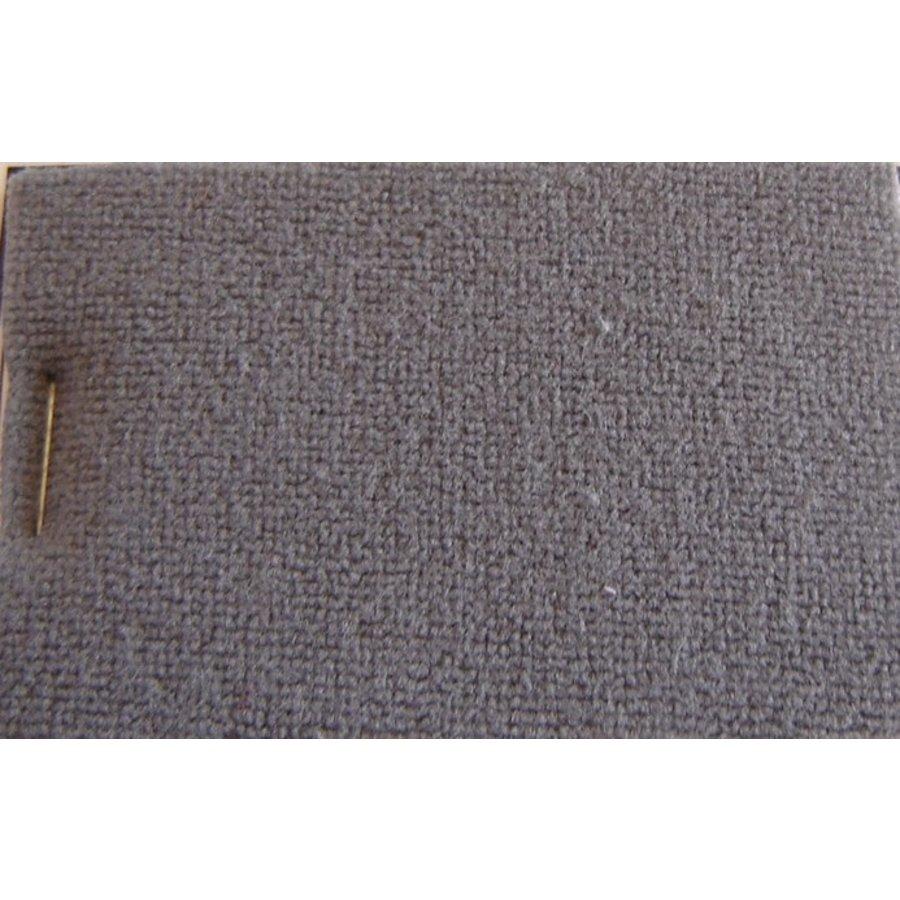 Etoffe couleur gris + 3 mm de mousse (prix au metre largeur +/- 150 M)-1