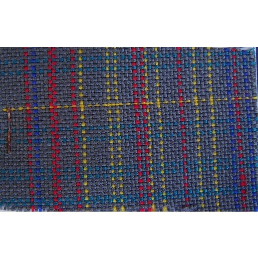 Stoff grau multicolor (Preis pro laufenden Meter Breite +/- 150 m)UpholsteryMaterial-1