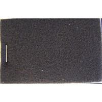 Etoffecouleur gris (foncé) + 3 mm de mousse (prix au metre largeur +/- 150 M)
