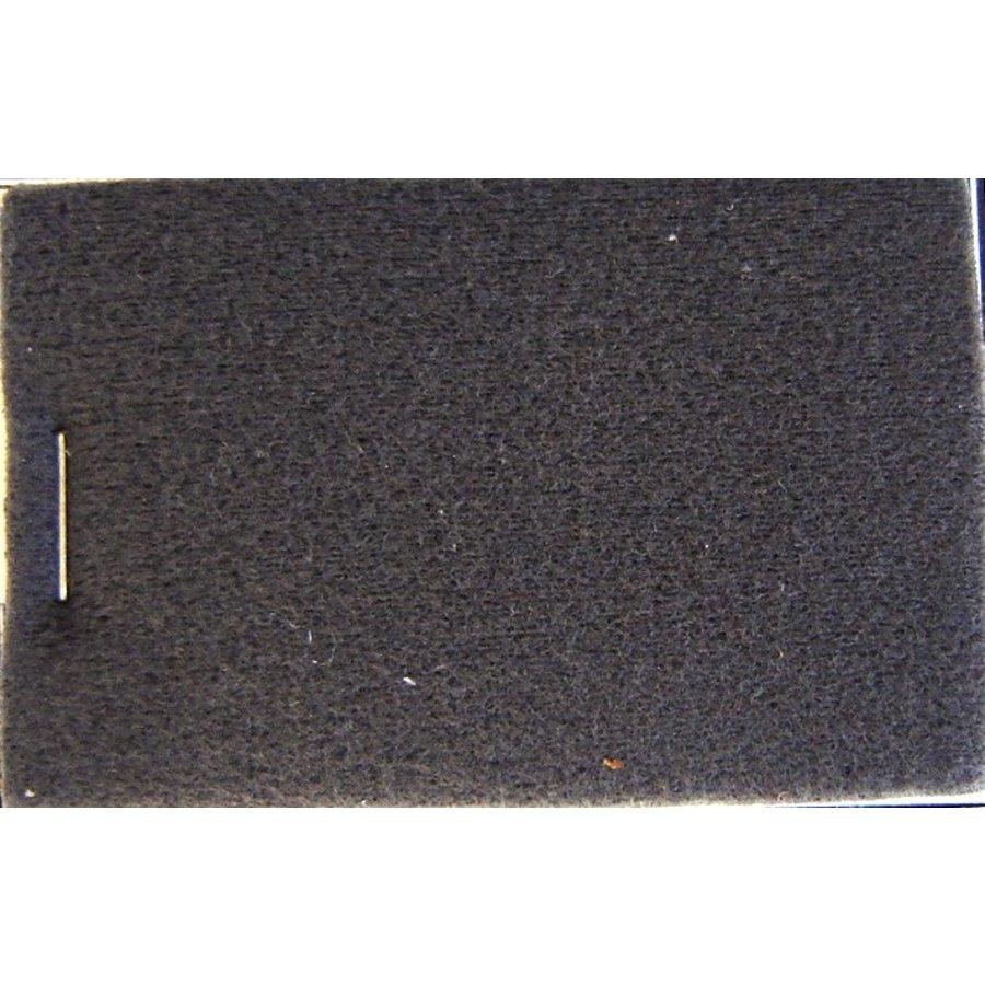 Etoffecouleur gris (foncé) + 3 mm de mousse (prix au metre largeur +/- 150 M)-1