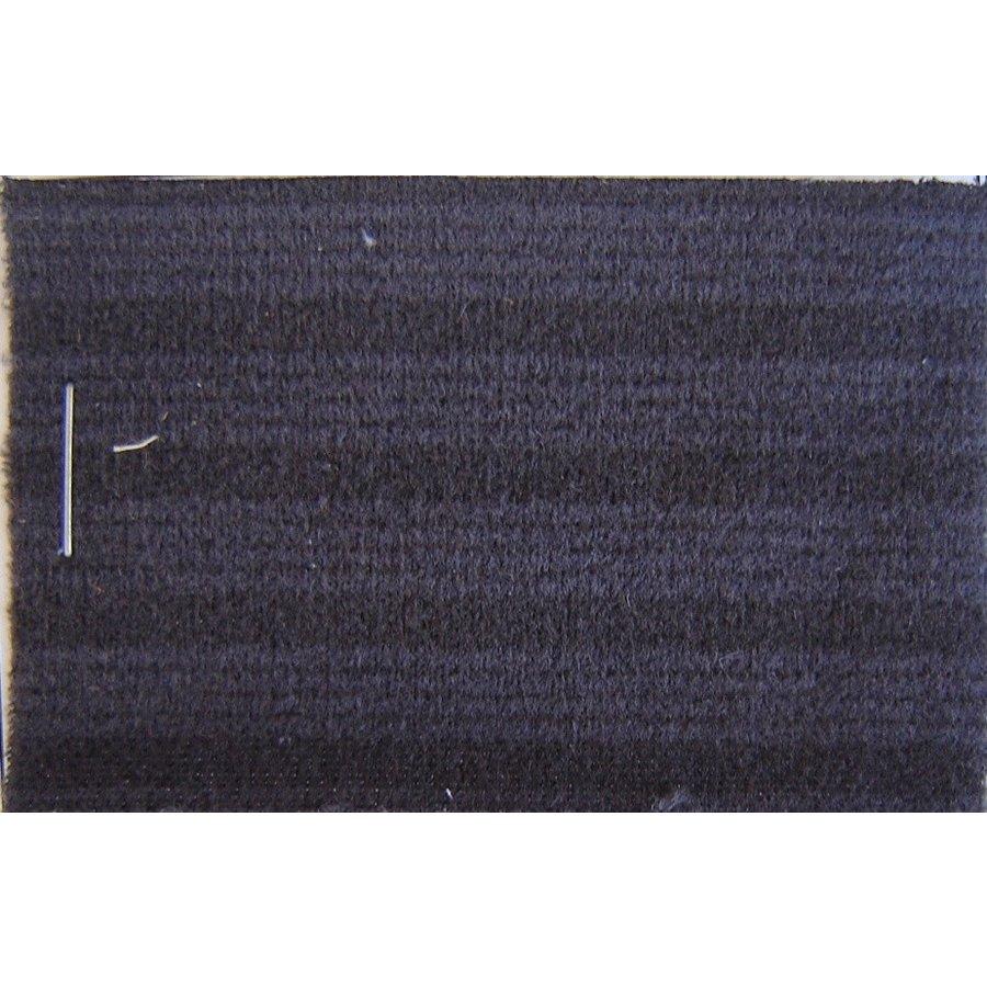 Cloth gray (dark) color striped Pallas (price per meter width +/- 150 M)-1