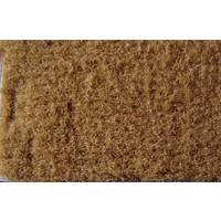 Brown carpet material (price per meter width 200 M)