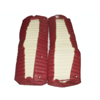 thumb-Rear bench cover red leather safari Citroën ID/DS-1