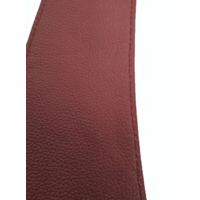 thumb-Spring cover patches red leather Citroën ID/DS-4