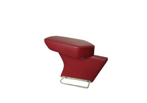ID/DS Central armrest red leather Citroën ID/DS