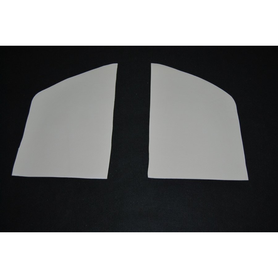 Upholstery set[2]for side trim of the C pillar Citroën ID/DS-1
