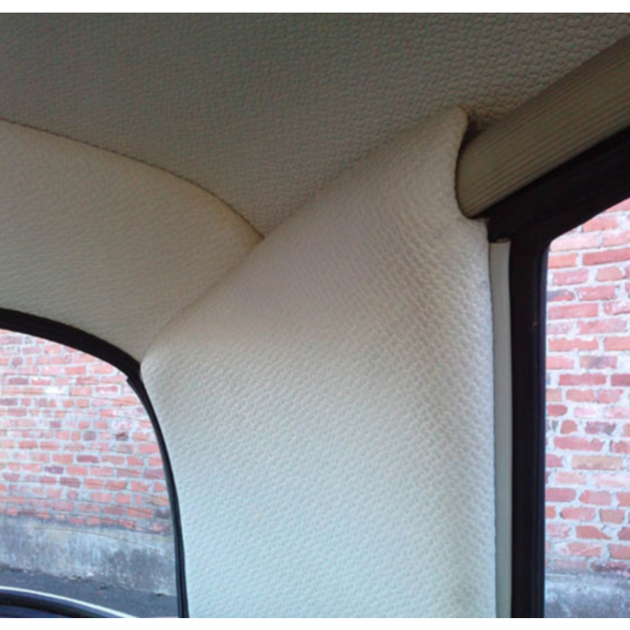 Upholstery set[2]for side trim of the C pillar Citroën ID/DS-2