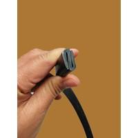 thumb-Z-rubber voor afdekplaat leidingen Citroën ID/DS-1