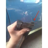 thumb-Z-rubber voor afdekplaat leidingen Citroën ID/DS-4