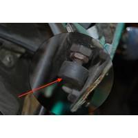 thumb-Aanslag rubber motorkap Citroën ID/DS-5