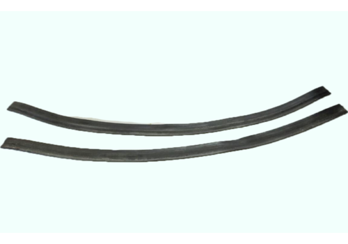 Rubber set on rear wheel arch (L 880) x [2] Citroën ID/DS