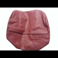 thumb-Garniture origine siège AV cuir rouge (assise dossier panneau de fermeture et housse pour repose-tête) Citroën SM-3