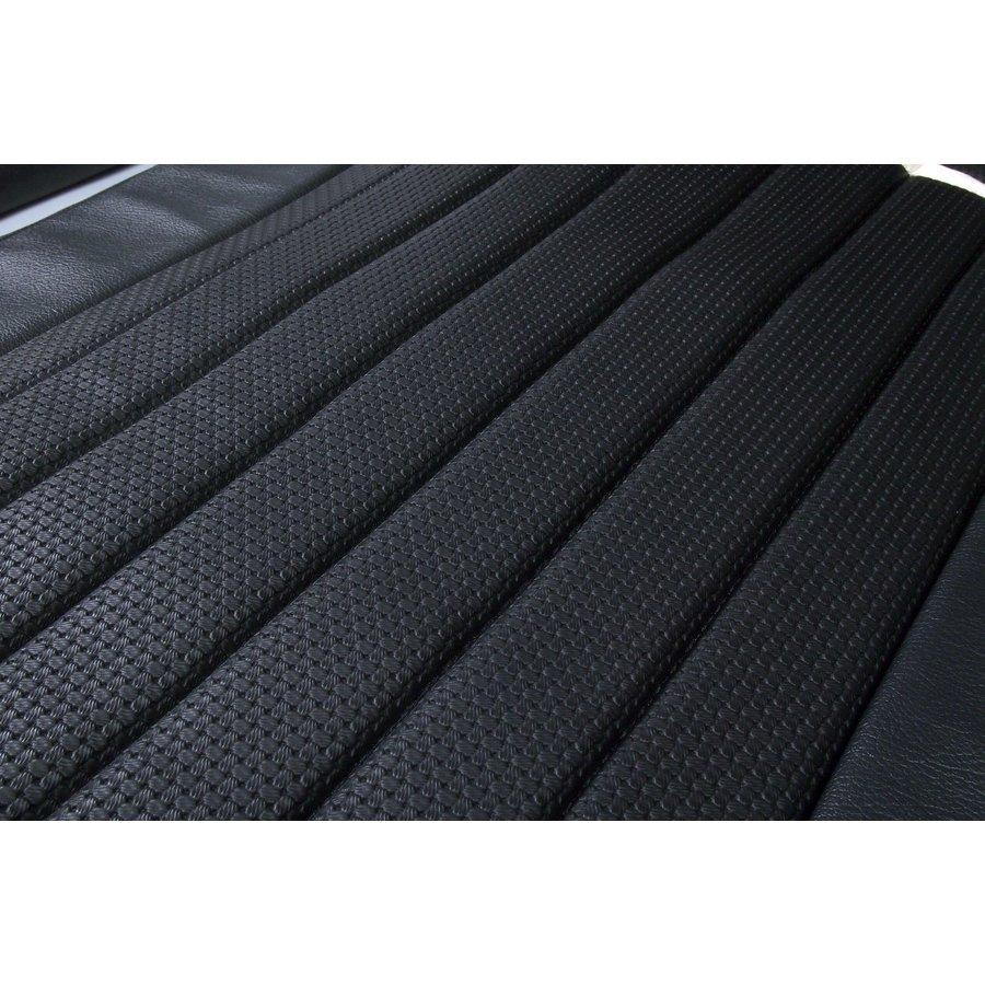 Voorstoel zwart skai gemonteerd Citroën ID/DS-1