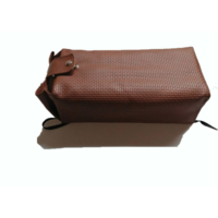 thumb-Central armrest brown pvc for Dyane Ami Visa etc Citroën 2CV-1