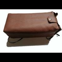 thumb-Central armrest brown pvc for Dyane Ami Visa etc Citroën 2CV-3
