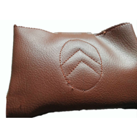 thumb-Central armrest brown pvc for Dyane Ami Visa etc Citroën 2CV-4