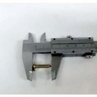 thumb-Parafuso espessura 4.5 mm, comprimento 20 mm (vendido por 10 peças)-2