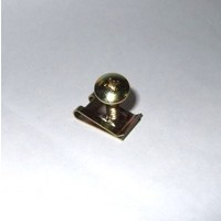 thumb-Schraube (diam 45mm) L = 20 mm gelbverzinktFastenerMaterial-3