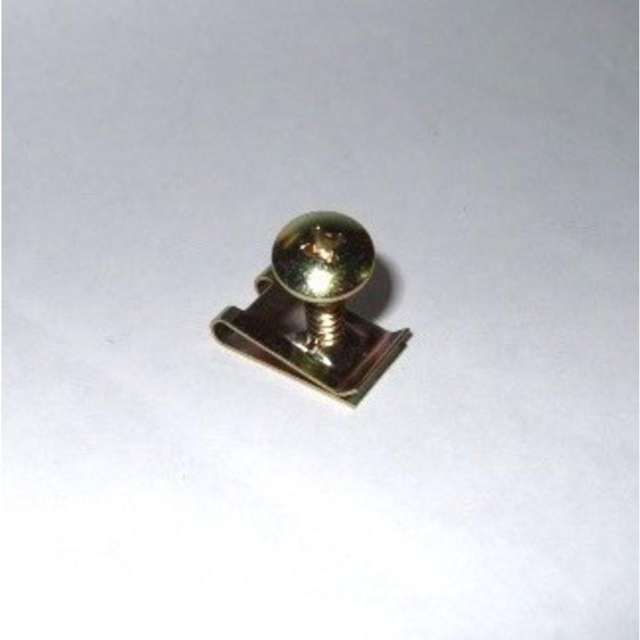 Schraube (diam 45mm) L = 20 mm gelbverzinktFastenerMaterial-3