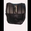 HY Dämmverkleidung für Stirnwand schwarzes Kunstleder mit Bahnen mit Kartentasche (Citroën logo) Citroën HY