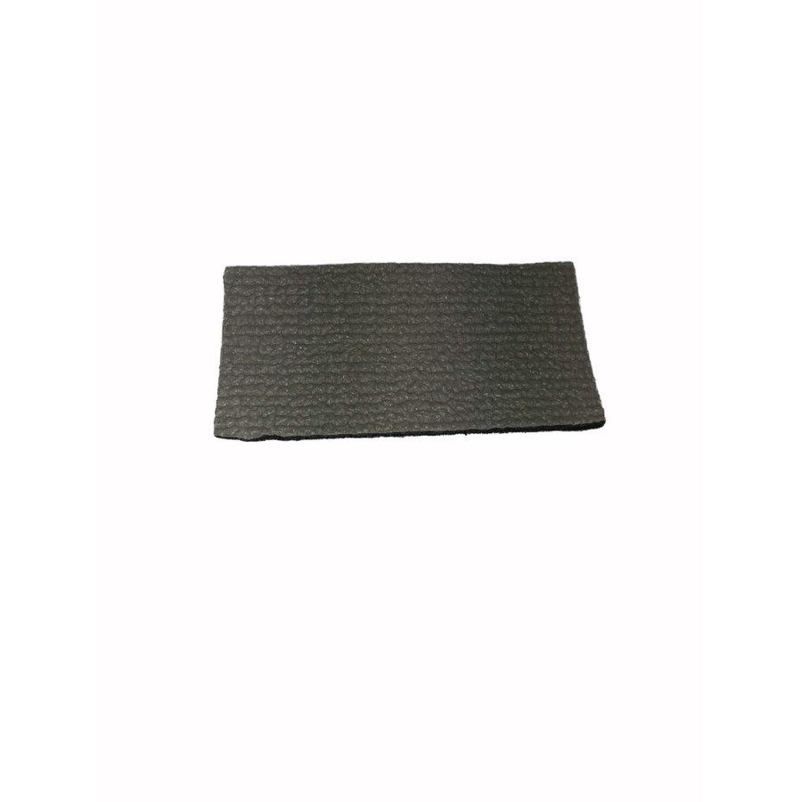 Revestimento do assoalho, PVC cinza claro, (preço por metro, largura = 1,40 metro).-2