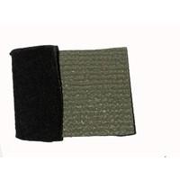 thumb-Revestimento do assoalho, PVC cinza claro, (preço por metro, largura = 1,40 metro).-1