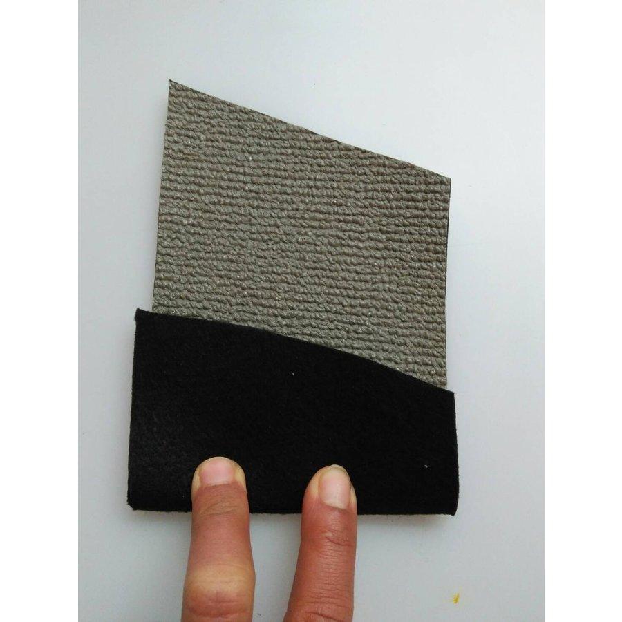 Bodemset compleet licht grijs PVC materiaal Citroën ID/DS-3