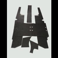 thumb-Bodemset compleet donker grijs PVC materiaal Citroën ID/DS-1