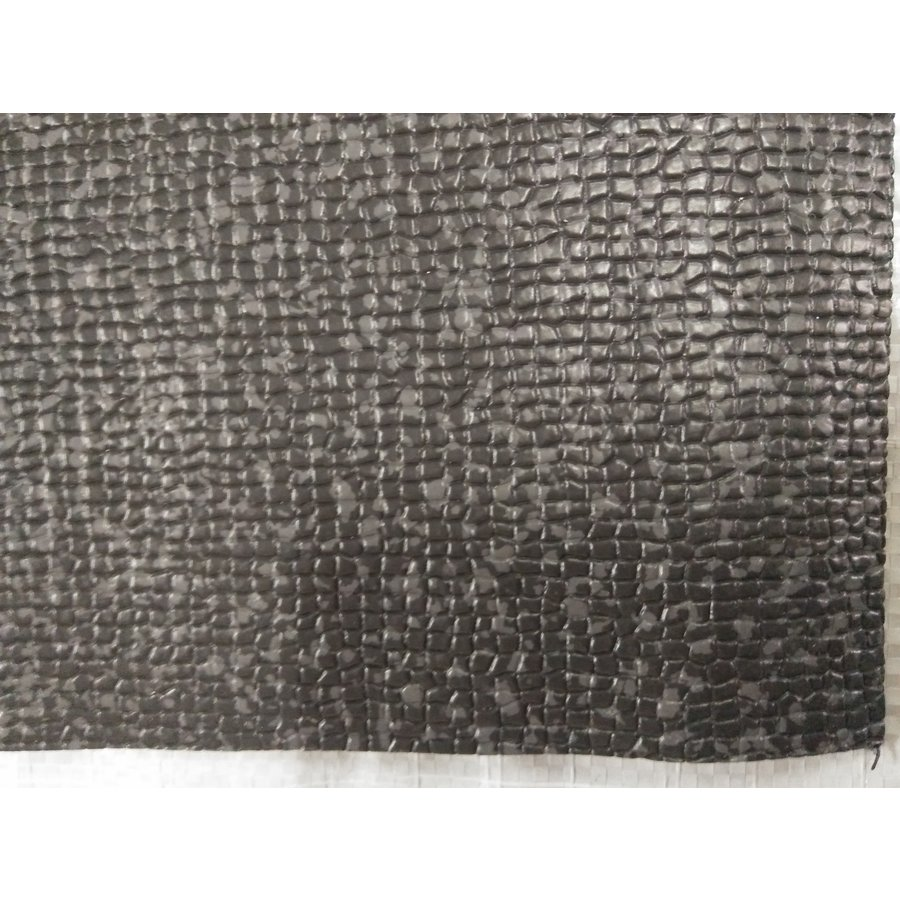 Bodemset compleet donker grijs PVC materiaal Citroën ID/DS-2