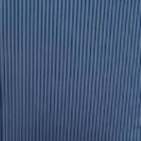 thumb-La couverture originale pour Banque en ensemble complet de tissu bleu (bayadere) une copie exacte du tissu original années « 50 » 60 Citroën 2CV-2