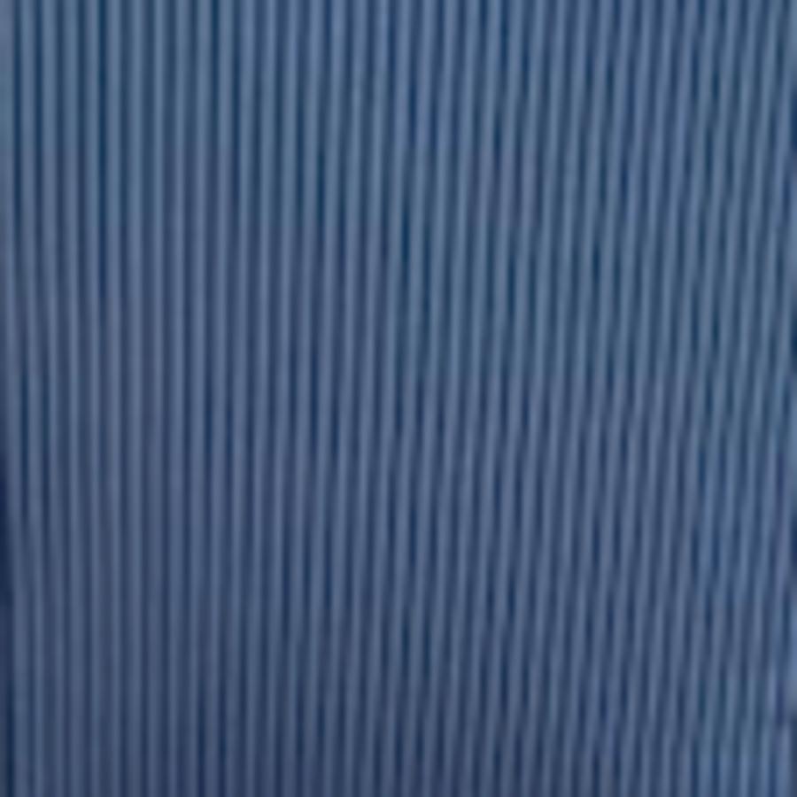 La couverture originale pour Banque en ensemble complet de tissu bleu (bayadere) une copie exacte du tissu original années « 50 » 60 Citroën 2CV-2