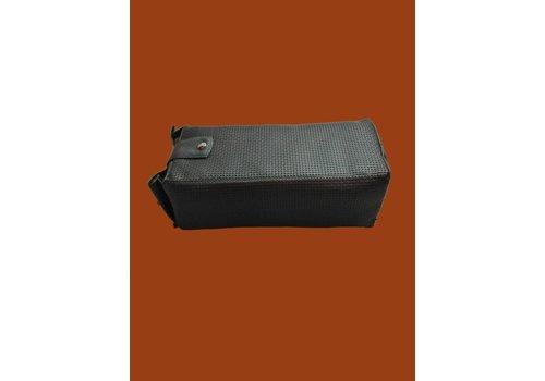 Central armrest black pvc for Dyane Ami Visa etc Citroën 2CV