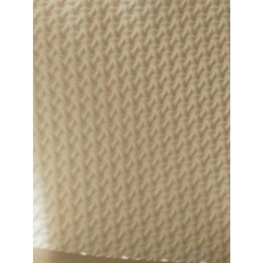 Floor mat Ami 6 in light gray material Citroën ID/DS-2