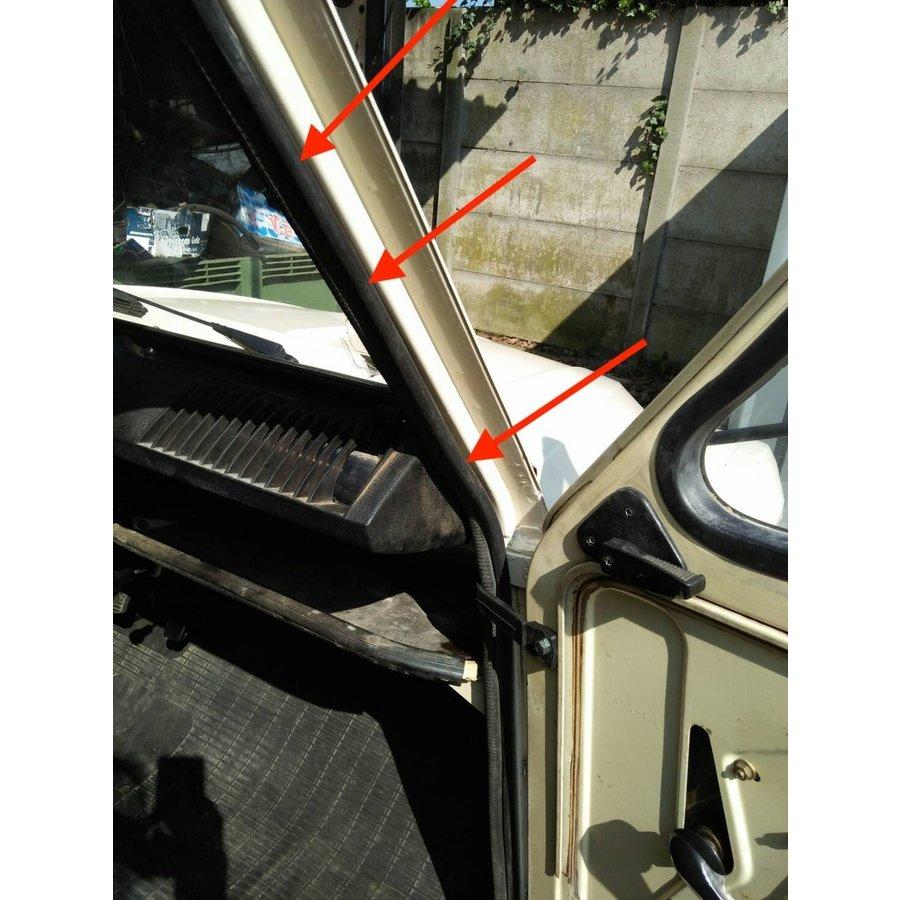 Borracha contorno da porta Acadiane & Dyane [L=3.28 M] Citroën ID/DS-3